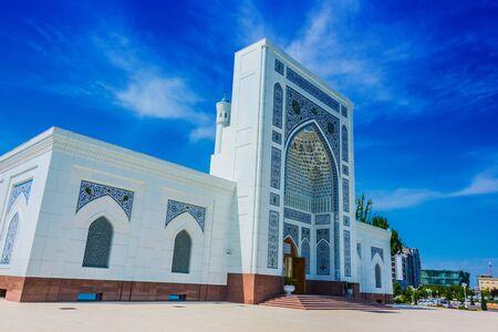 Minor Mosque inTashkent, Uzbekistan.