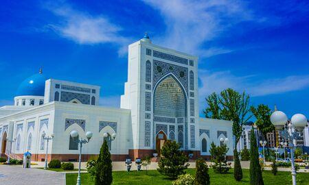 Minor Mosque inTashkent, Uzbekistan. Фото со стока - 124955092
