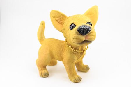 beautify: plaster dog