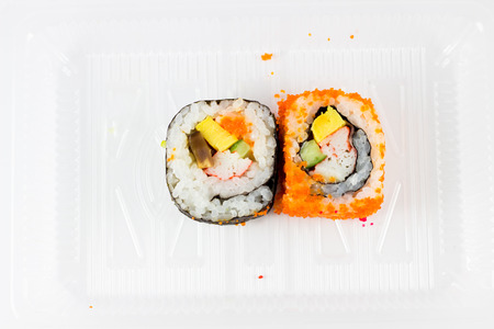 brigt: sushi Stock Photo