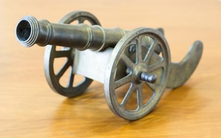muzzle loading: Old guns