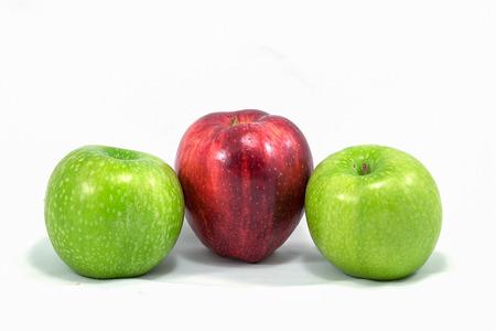 pommes: pommes  Banque d'images