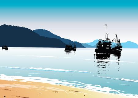 boot vissen