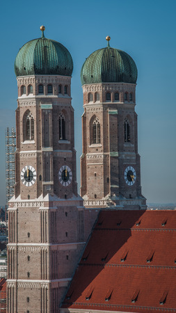 Marienkirche towers