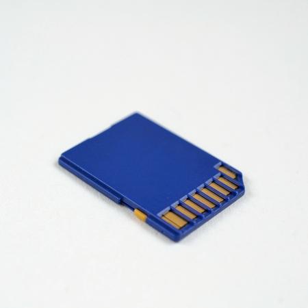 mmc: Memory card Stock Photo