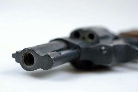 Revolver Foto de archivo