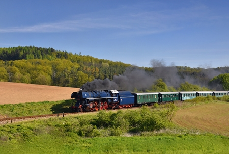 cz: Historic steam train. Specially launched Czech old steam train trips and for traveling around the Czech Republic.