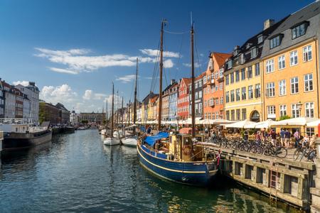 Sightseeing in Copenhagen Editorial