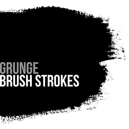 texture: Brush stroke and texture Illustration