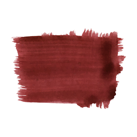 watercolor brush: Watercolor strokes and textures. Colorful brush strokes.