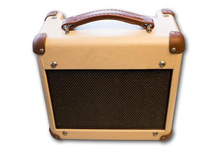 overdrive: Guitar amplifier