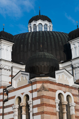 balkan peninsula: Sofia Synagogue was officially opened in 1909. It is the largest of the Balkan Peninsula and the third largest in Europe