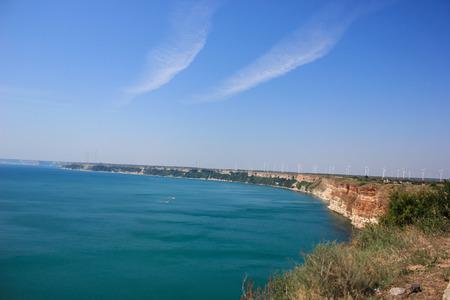 bulgaria: Kaliakra Cape , Bulgaria Stock Photo