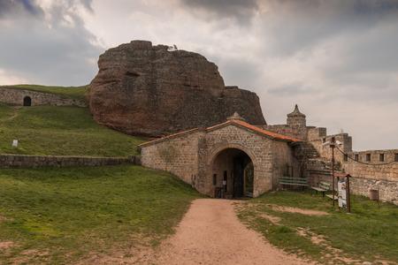 bulwark: Belogradchik fortress in Bulgaria