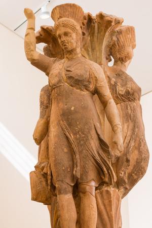 delfi: Museum of Delphi, Greece Editorial