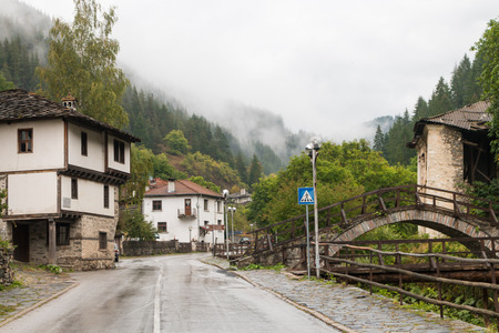Shiroka Laka is an architectural and folklore reserve known for its authentic Rhodope houses. There is the National School of Folk Arts.