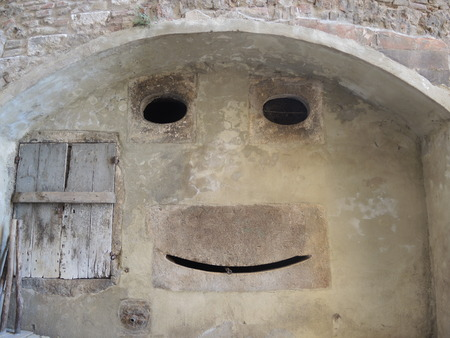 collodi: With the valley of DElsa - Tuscany