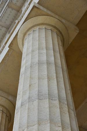Canova Temple at Possagno, inland Veneto