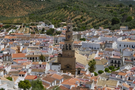 Constantina is a Spanish municipality in the province of Seville, Andalusia  It is located in the Natural Park Sierra Norte de Sevilla