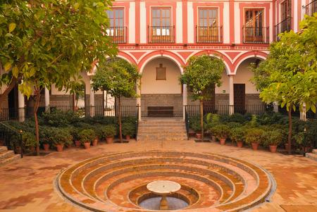 venerable: The Venerable Priests Hospital of Seville  is a seventeenth century Baroque building