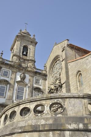 francis: Saint Francis church in Porto, Portugal