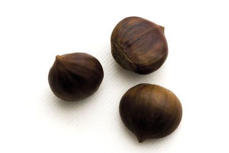 chestnuts: Three chestnuts