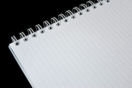 Notebook  Stock Photo - 7993145