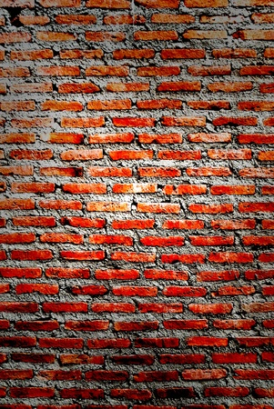 Brick wall background Stock Photo - 8503793