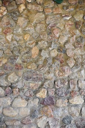 stone and stone Stock Photo - 8529665