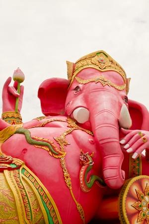 ganesh: Se�or Ganesha se encuentra en Tailandia