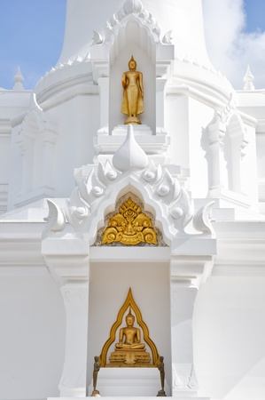 Royal Pagoda in Thailand photo