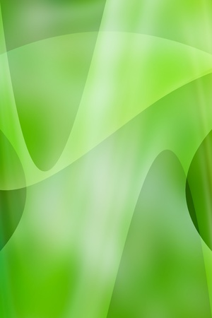 Colorful smooth twist light lines Stock Photo