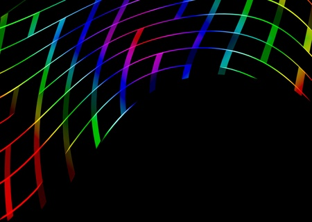 Abstract spectrum background Stock Photo - 13449353