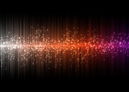 Abstract soundwaves  background photo