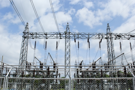 Power production facilities in Thailand Stock Photo - 16434494