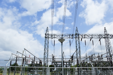 Power production facilities in Thailand photo
