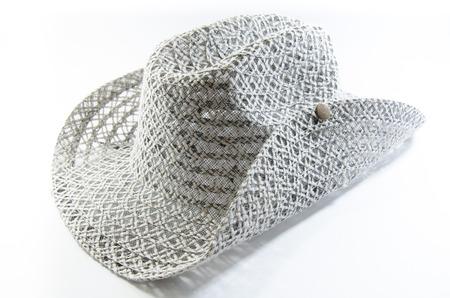 Hat isolated on white background photo