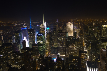 NYC at Night