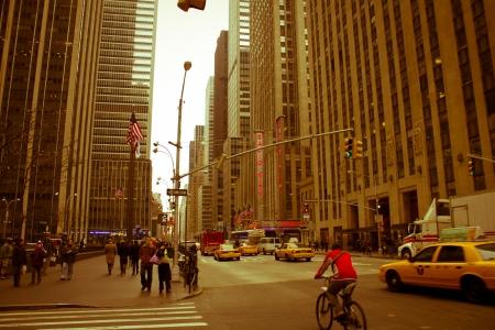 New York Radio City Редакционное