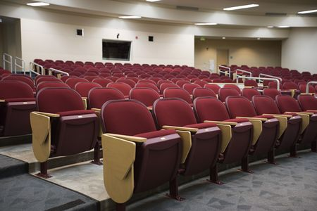 Empty lecture hall Stock Photo - 3540880
