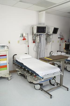 Empty hospital room Stock Photo - 3811125