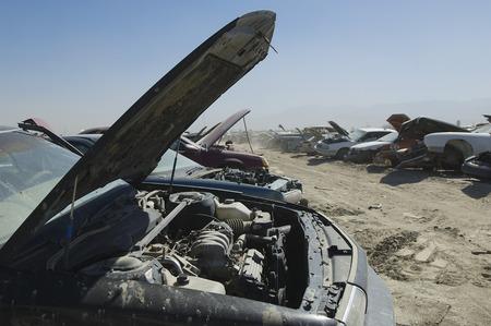junkyard: Coches en dep�sito de chatarra LANG_EVOIMAGES