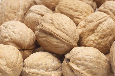 Walnuts, close-up Stock Photo - 3813064