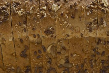 Sliced bread, close-up Stock Photo - 3813106