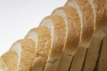 Sliced bread, close-up Stock Photo - 3813058