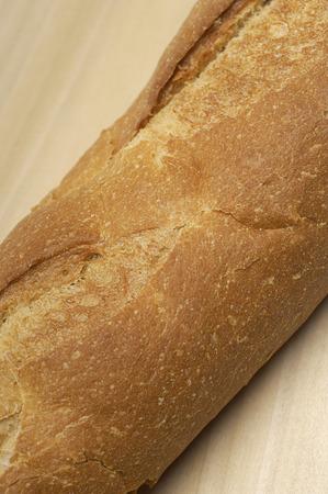 cropped shots: Close-up of baguette LANG_EVOIMAGES