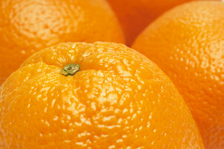 cropped shots: Oranges, close-up