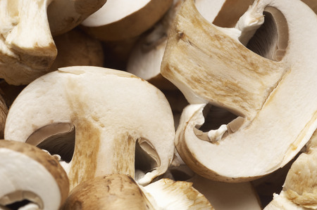 Champignons, close-up Stock Photo - 3813039