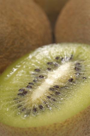 Kiwi fruit, close-up Stock Photo - 3813029