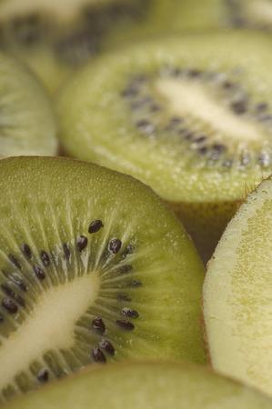 Kiwi fruit, close-up Stock Photo - 3813036